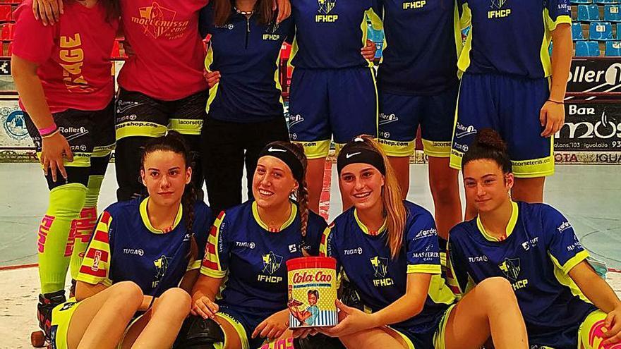 L'Igualada Femení guanya la Copa Catalana FEM17