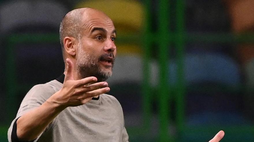 """Guardiola: """"A intentarlo otra vez"""""""