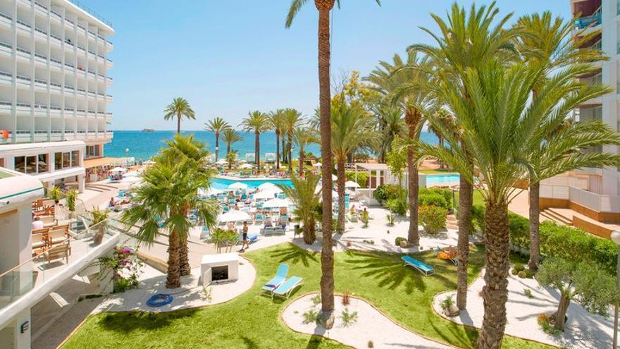 Playasol abre tres de sus hoteles de Ibiza el próximo 28 de mayo