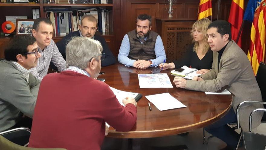 Suspendida la Romería a Sant Antoni de Alcoy por las previsiones meteorológicas