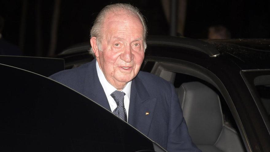 Patrimonio asume los costes de los asistentes de Juan Carlos I a petición de Zarzuela