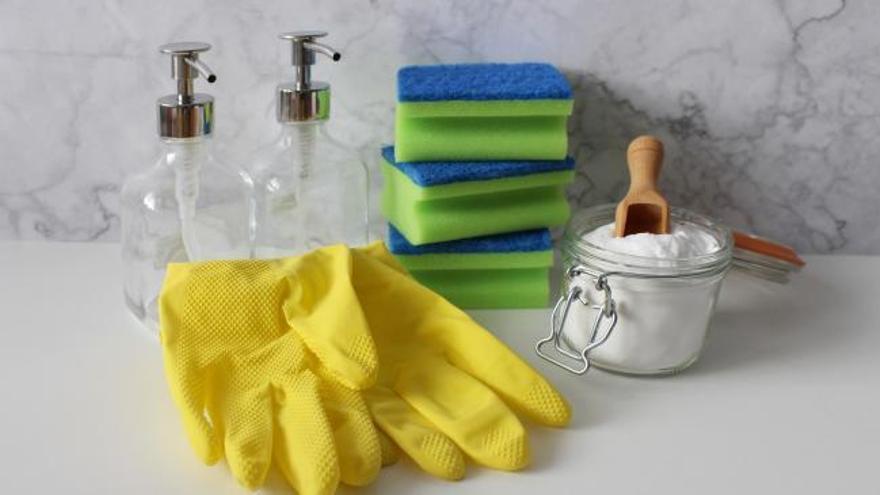 Trucos limpieza: Cinco usos del bicarbonato para limpiar tu casa