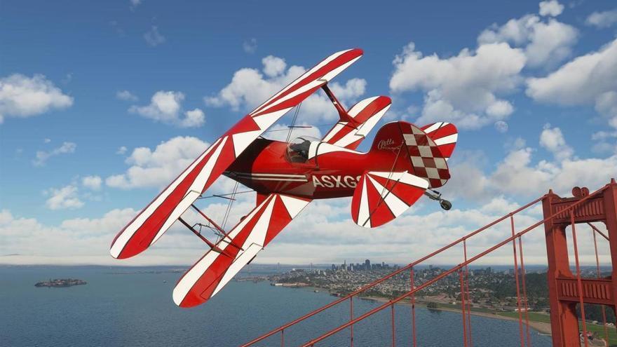 Una errata hace aparecer un rascacielos de 212 pisos en Microsoft Flight Simulator
