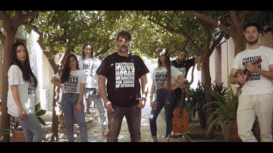 Artistas cordobeses lanzan un videoclip para ayudar al Hogar Renacer