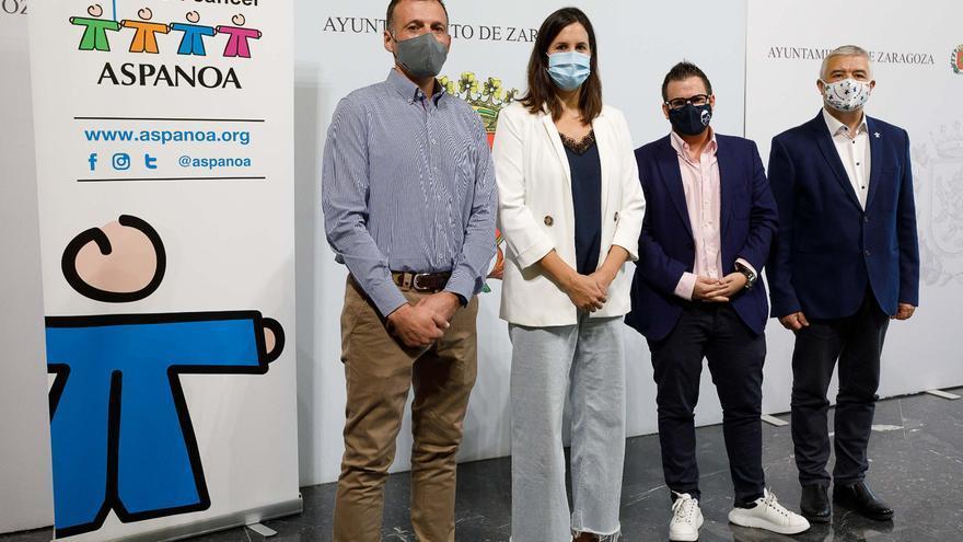El torneo de pádel 'Valientes' recaudará fondos para Aspanoa