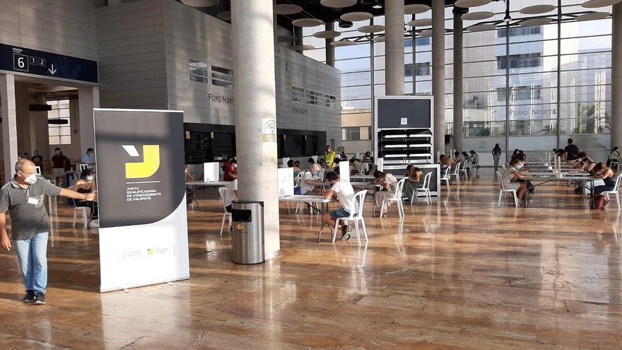 Los exámenes de valenciano de la Junta vuelven tras el verano