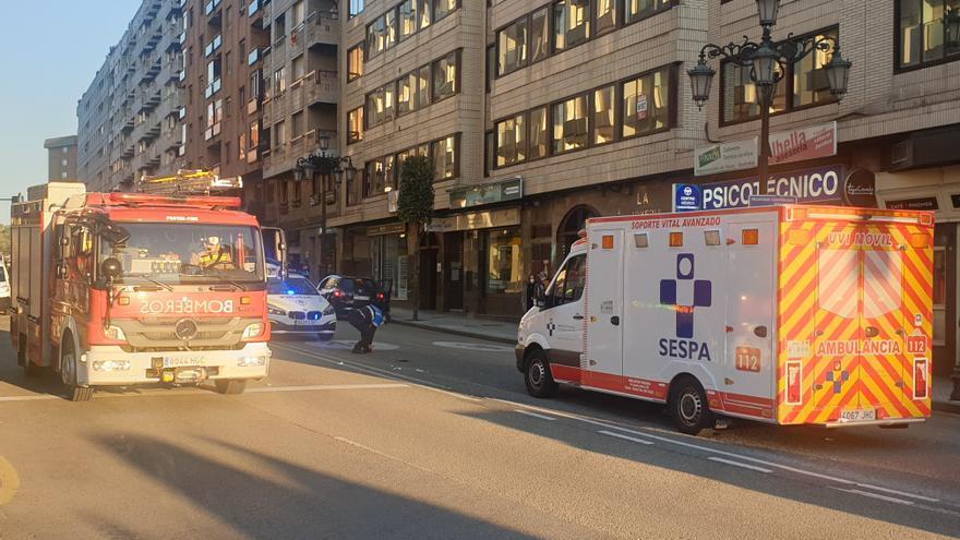 Muere el hombre atropellado este viernes en Muñoz Degraín (Oviedo)