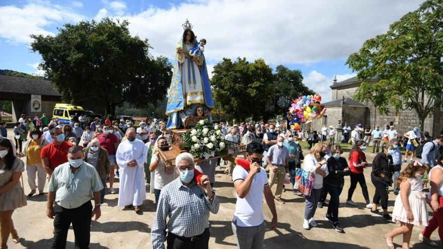 Moraña celebra la Guadalupe entre medidas COVID