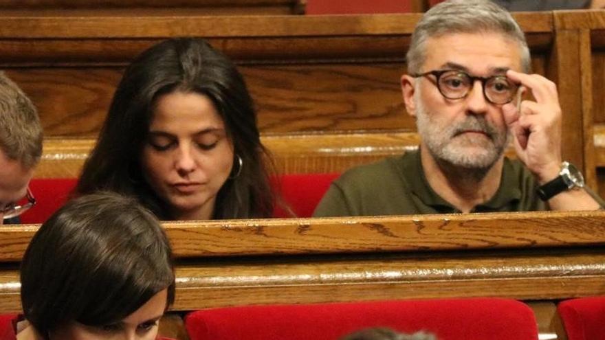 """La CUP apuesta por pactar elecciones y una presidencia """"simbólica"""" para Torra"""
