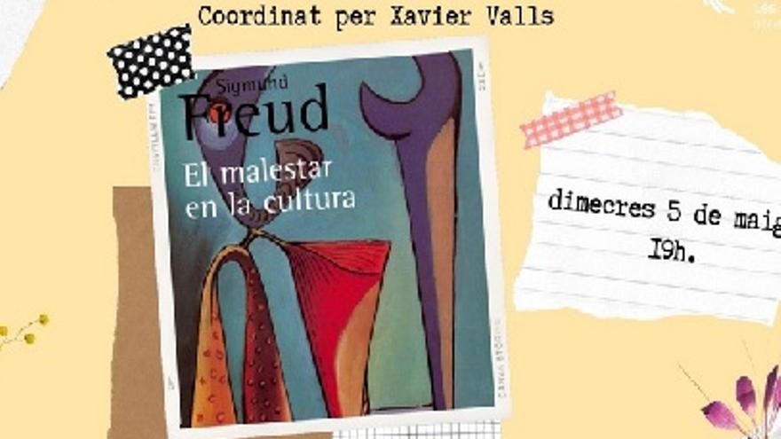 Club de lectura de Filosofia: 'El malestar en la cultura' de Sigmund Freud