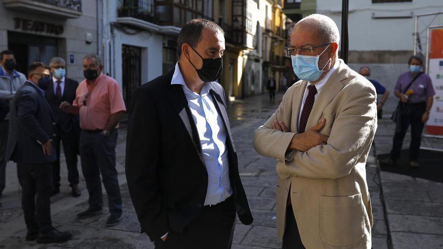 "Igea aboga en Zamora por aprovechar ""la ola"" pospandemia para fijar población"