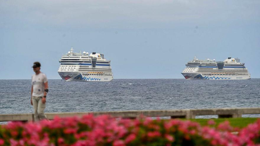 AIDA suspende sus cruceros a tres días del comienzo de la temporada alta