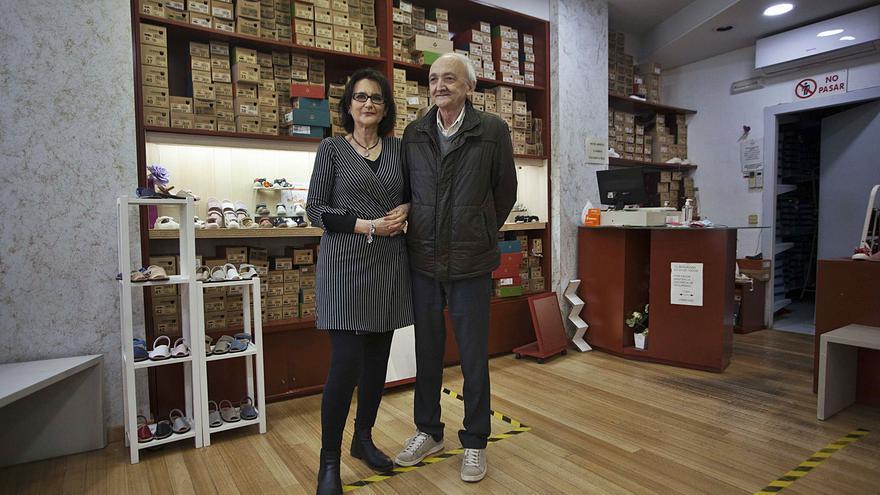 Cierra la histórica tienda de calzado infantil 'Pitipié'
