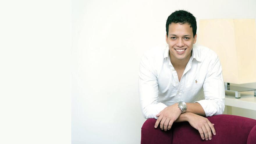 "Joshua Aguilar: ""Del éxito se aprende poco"""