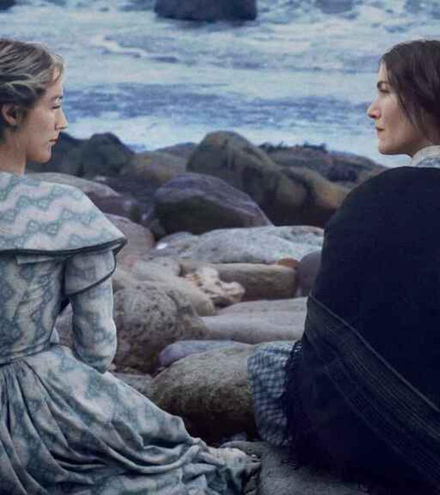 'Ammonite': romance sin llama