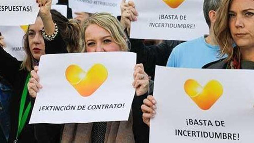 Thomas Cook-Zentrale auf Mallorca hinterlässt 60 Millionen Euro Schulden