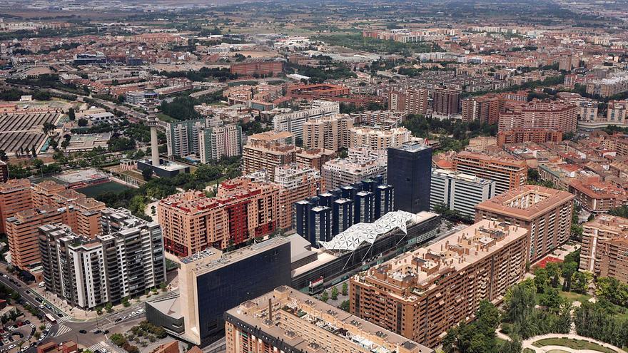 Los barrios en expansión duplican su población en 4 años en Zaragoza