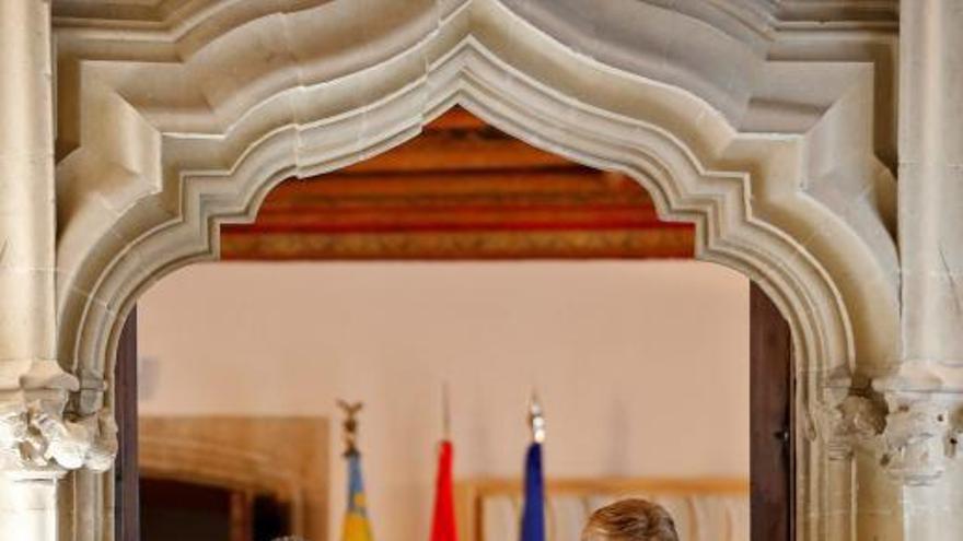 Escrivá respalda la propuesta de Puig de gravar a las rentas altas de Madrid