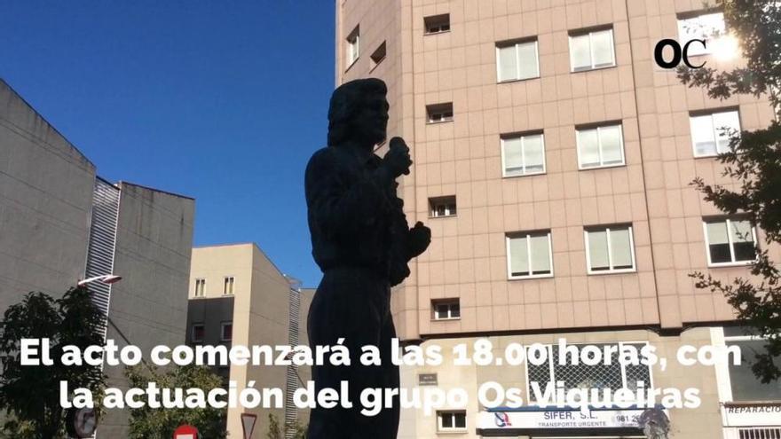 O Ventorrillo rinde homenaje a su 'crooner'