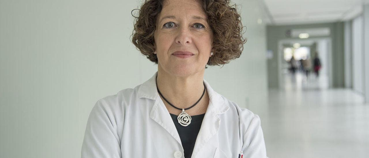 Ruth Vera preside la Sociedad Española de Oncología Médica.