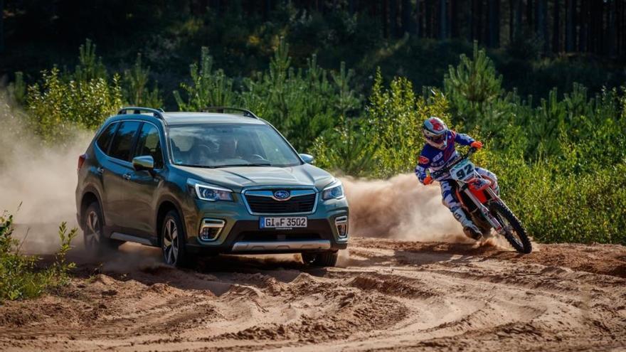 Conocemos el Subaru Forester 2020 Eco Hybrid