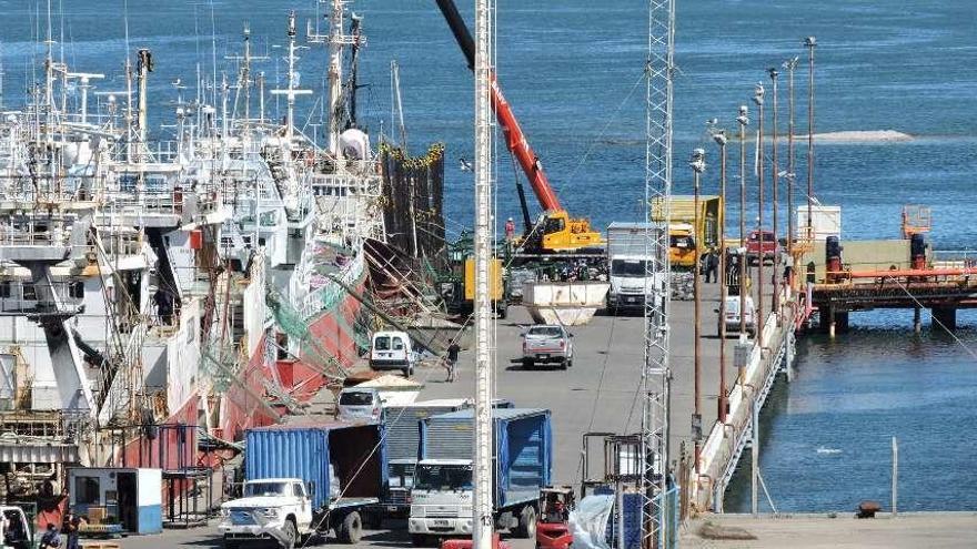 Argentina alivia a la pesca gallega con menos tasas a la exportación