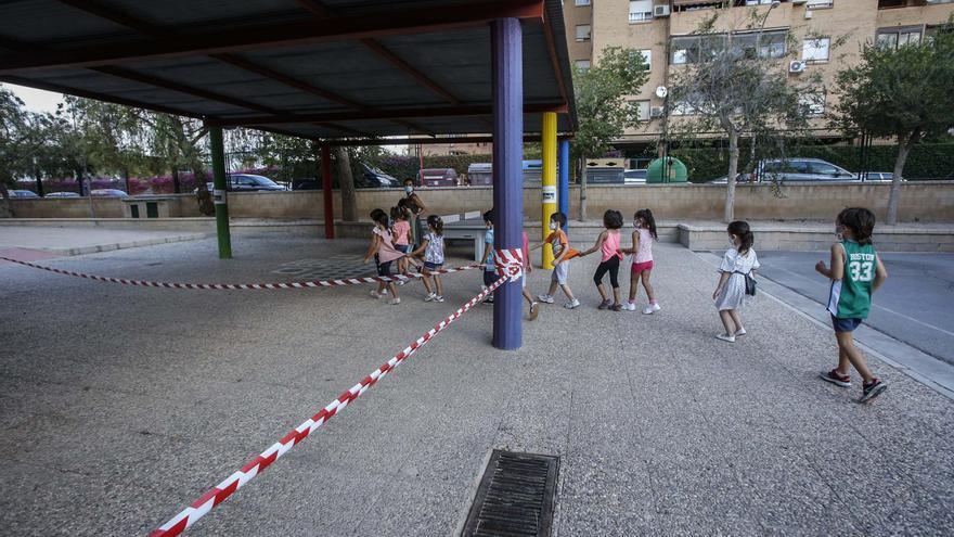 El temor de los padres por casos sospechosos vacía las primeras aulas