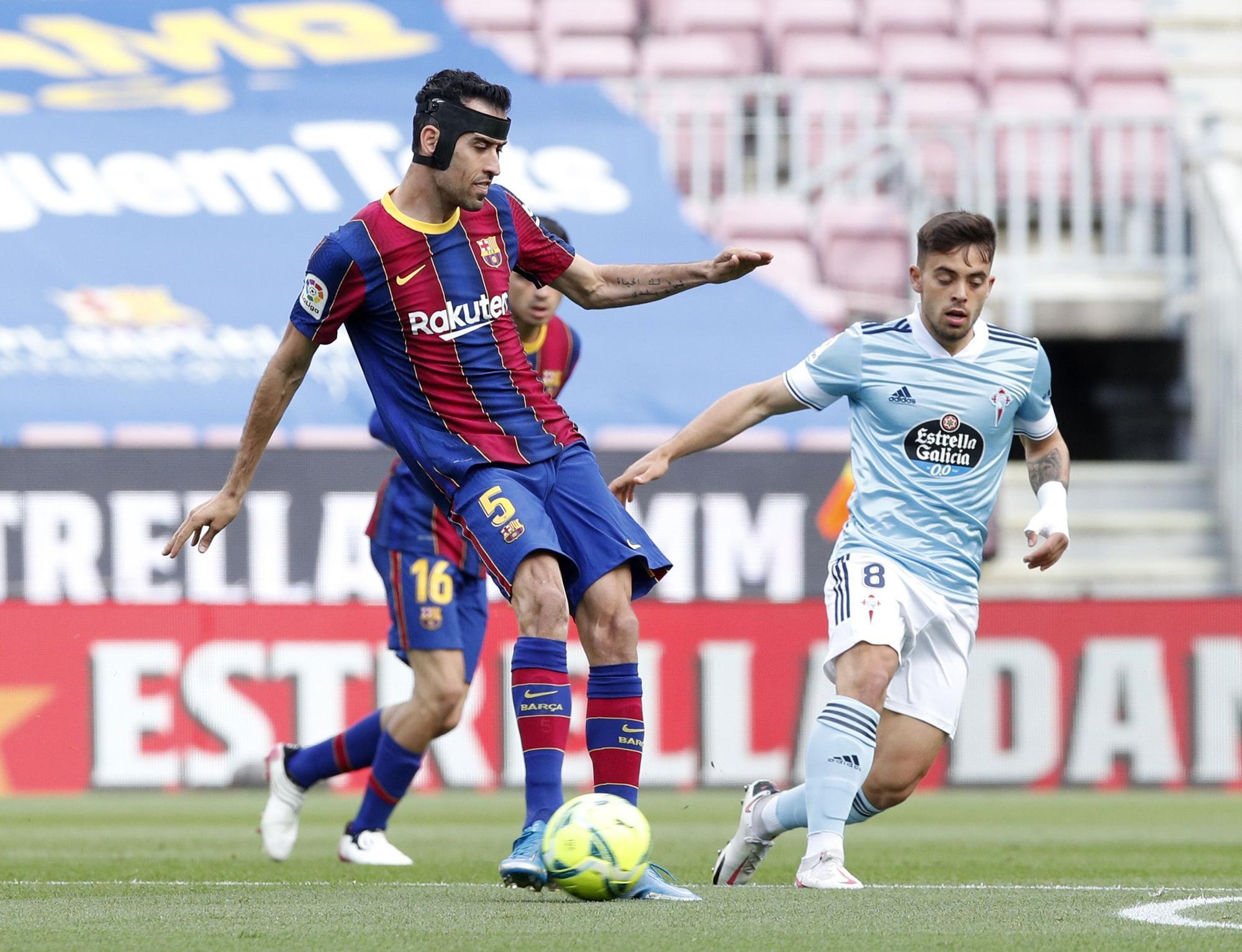 EN FOTOS | Barça - Celta de Vigo