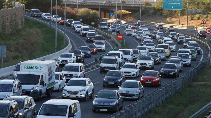 Inselrat plant strengeres Tempo-Limit auf Ringautobahn von Palma de Mallorca