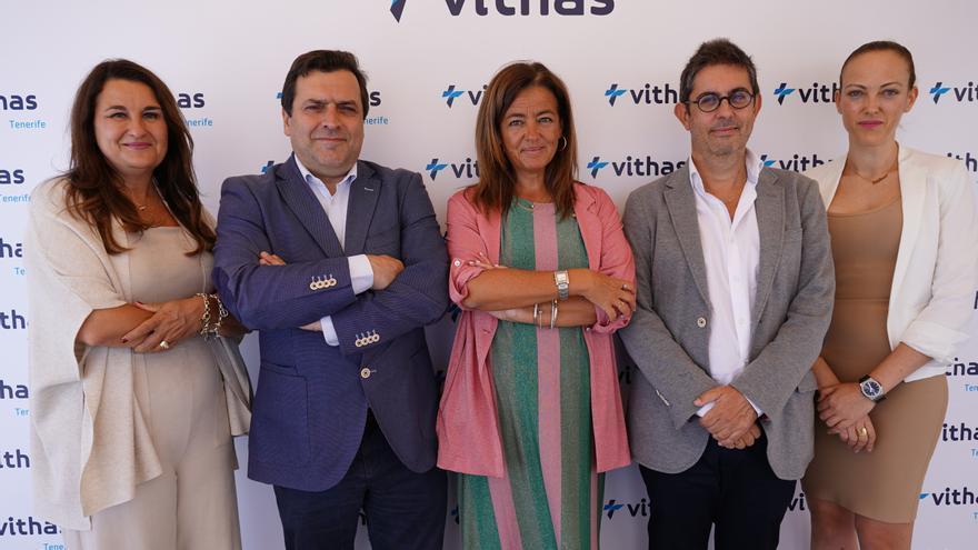 El Hospital Vithas Tenerife reabre su servicio de urgencias
