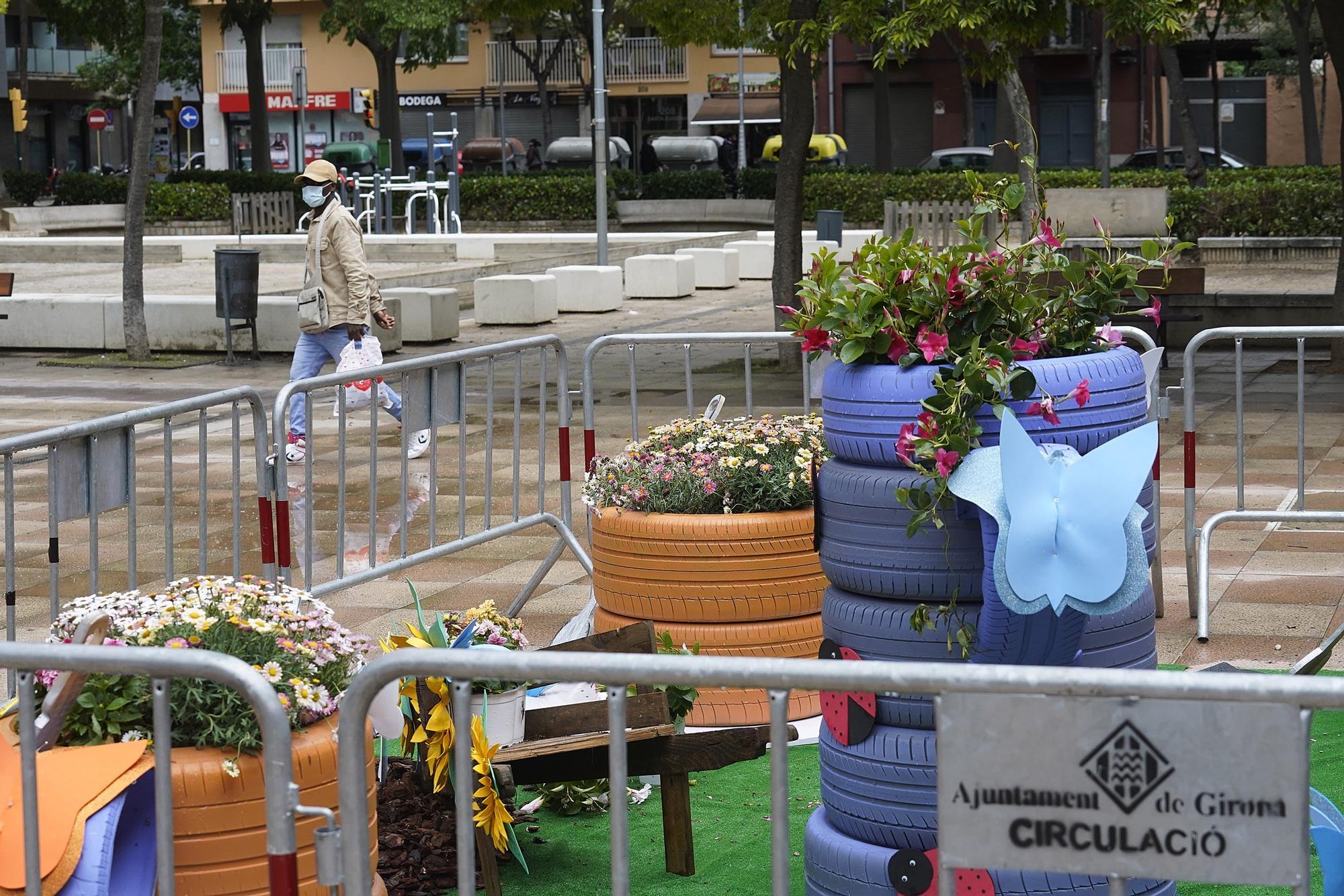 Projecte dela plaça del Barco