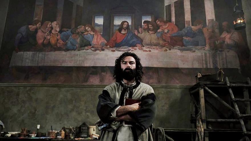 Turner, un Leonardo da Vinci marginal y homosexual en La 1