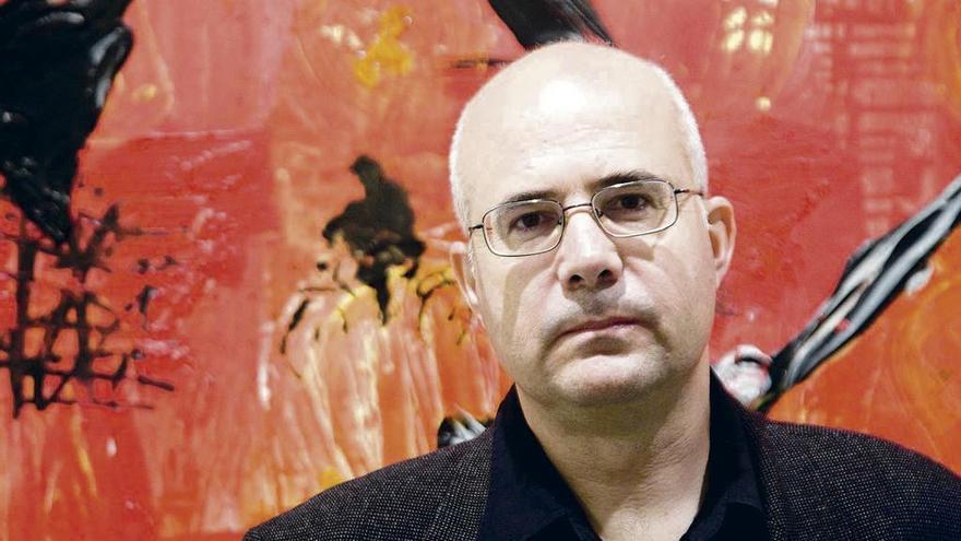 Antón Patiño repasa en una charla la trayectoria de Maruja Mallo desde sus primeras obras