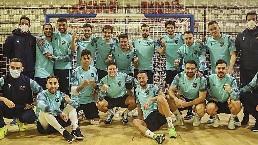 Directo   Levante UD FS - Futbol Emotion Zaragoza
