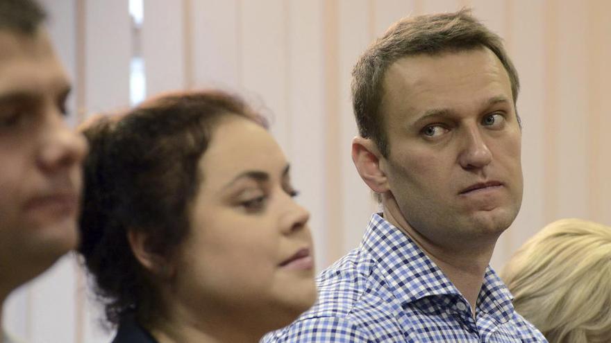 La UE acuerda imponer sanciones por el uso de armas químicas contra Navalni