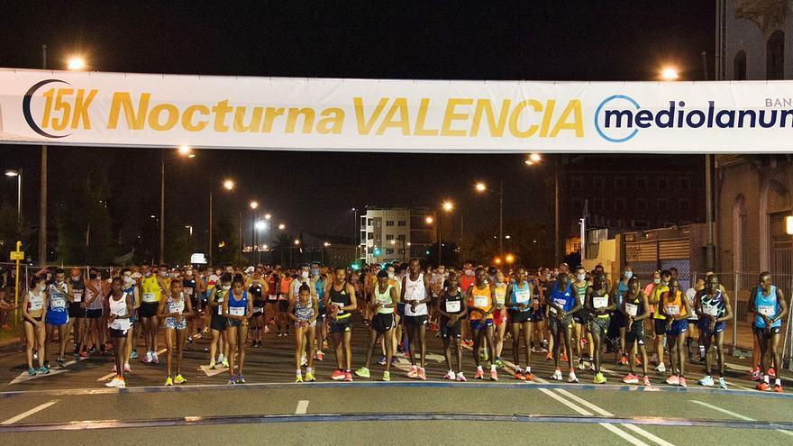 La 15K Nocturna València da ejemplo