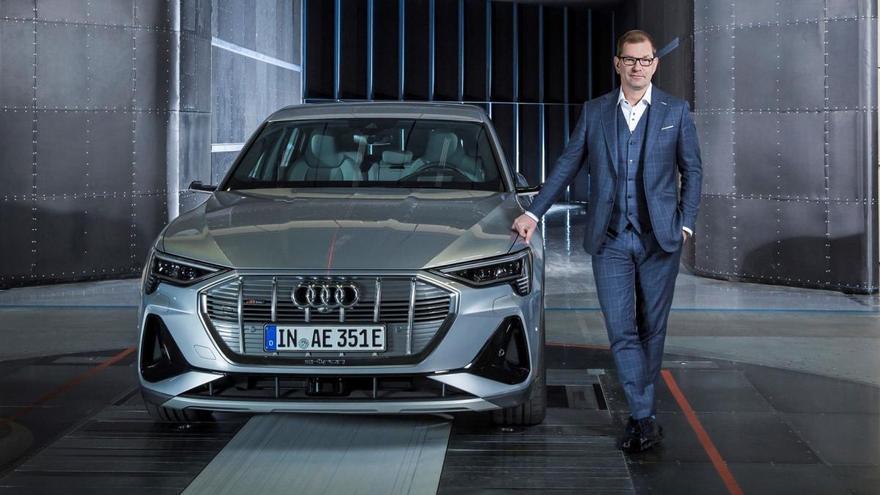 El CEO de Audi asume la dirección técnica de la marca