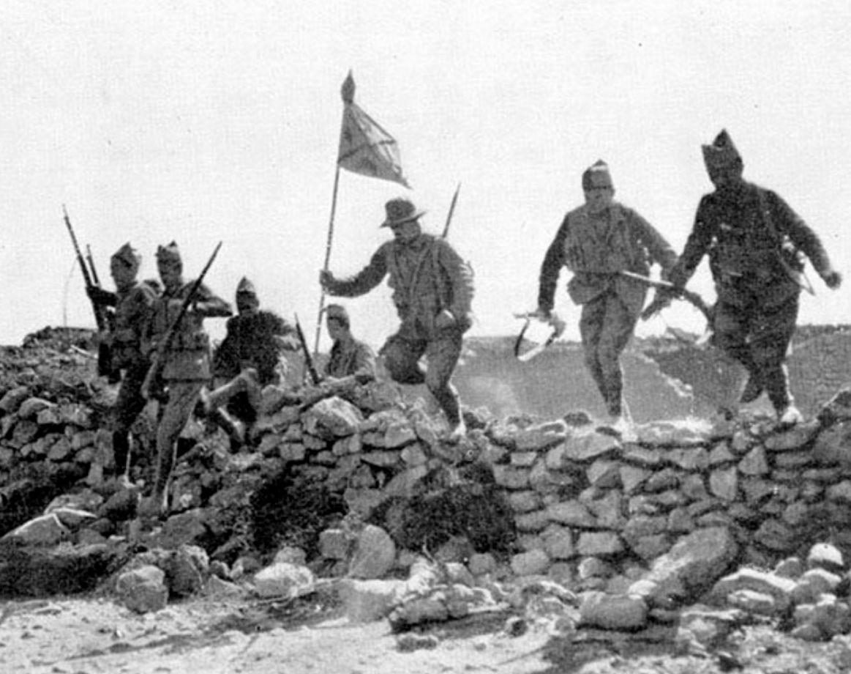 Imágenes de la guerra de Marruecos