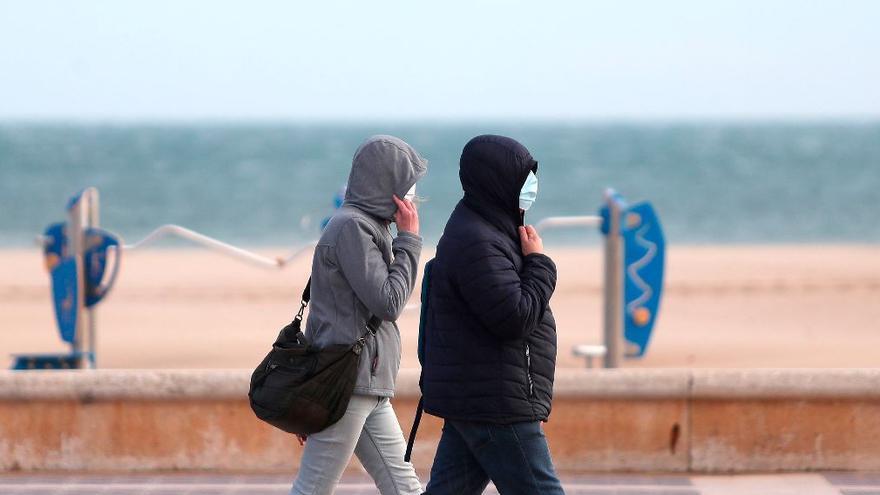 El tiempo en Valencia: precipitaciones débiles para este miércoles