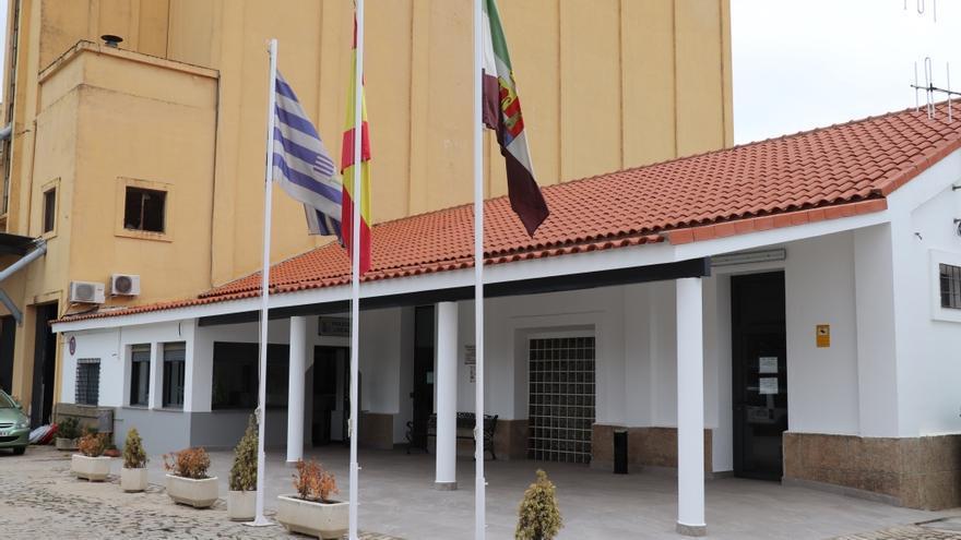 Finaliza la reforma del edificio de la Policía Local de Villanueva