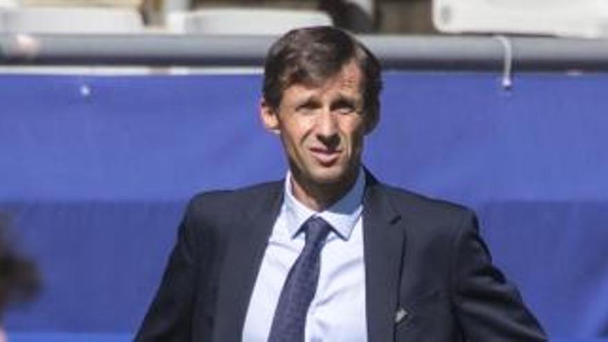 El Oviedo prepara un cambio de portero y de sistema