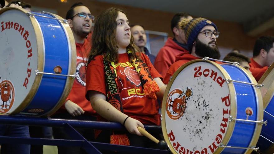 El UCAM Murcia-Zaragoza del domingo se jugará con público