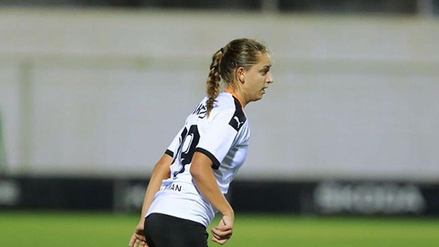 María Ortiz ficha por el UDG Tenerife