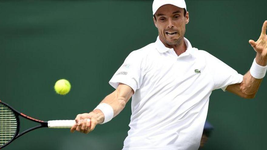 Bautista debuta en Wimbledon con un gran triunfo ante Haider-Maurer