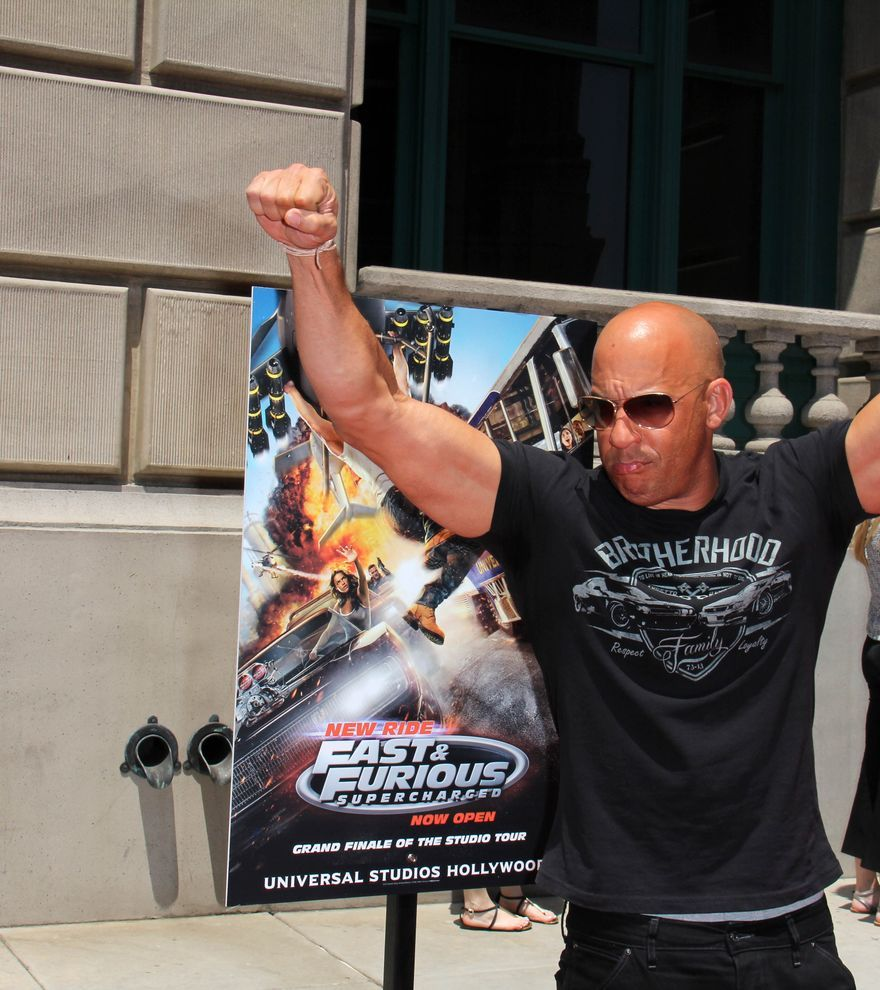 La nueva entrega de la saga 'Fast & Furious' se retrasa por tercera vez