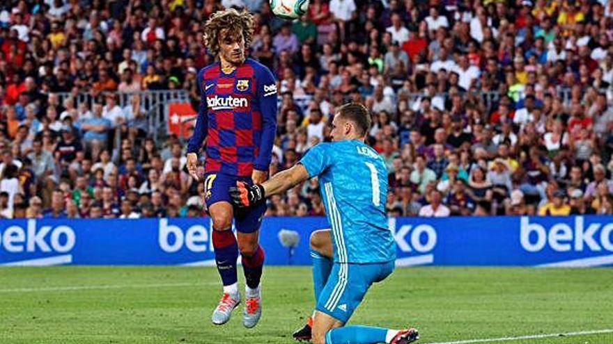 El Barça remonta y gana el Gamper