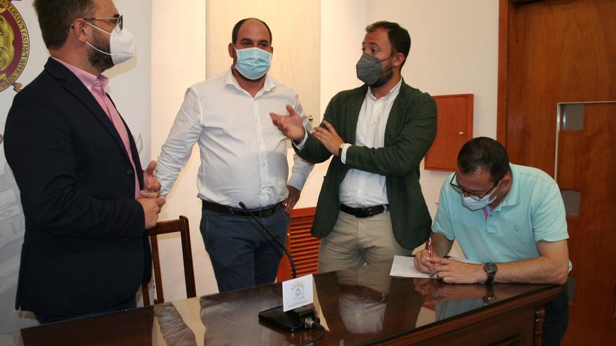 Lorca recogerá firmas a favor del Mar Menor