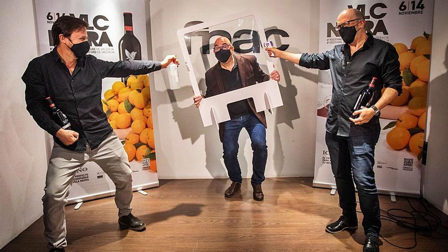 Una treintena de autores españoles participarán en  la edición más rara de VLC  Negra
