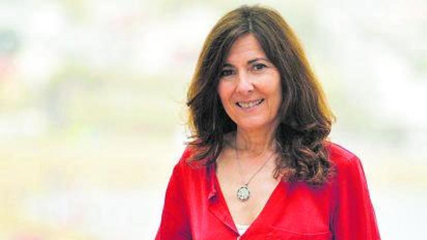 Mayte Uceda: «Quería que mis personajes viajaran en el 'Valbanera»