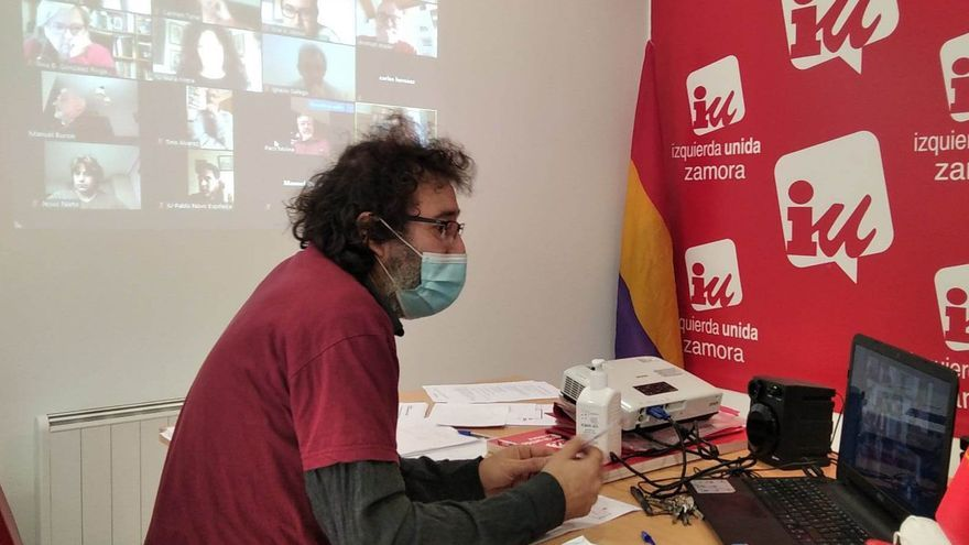 La asamblea de IU Zamora se posiciona contra Alberto Garzón